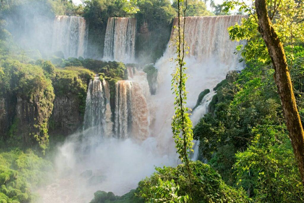 Iguazu Falls - Argentina/Brazil border