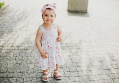Adorable Dresses to Make Your Baby Girl Look Like a Princess