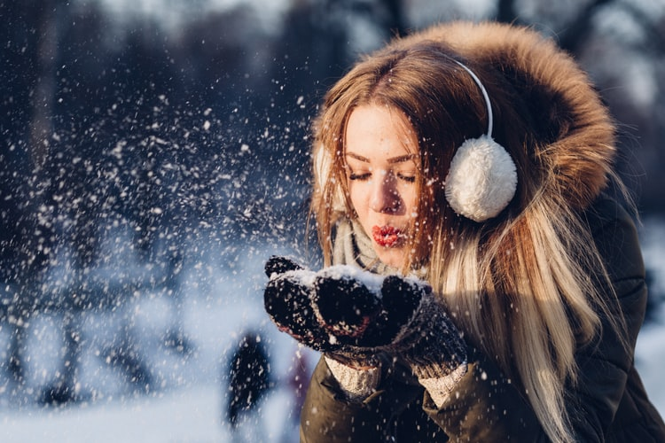 winter seasons fashion