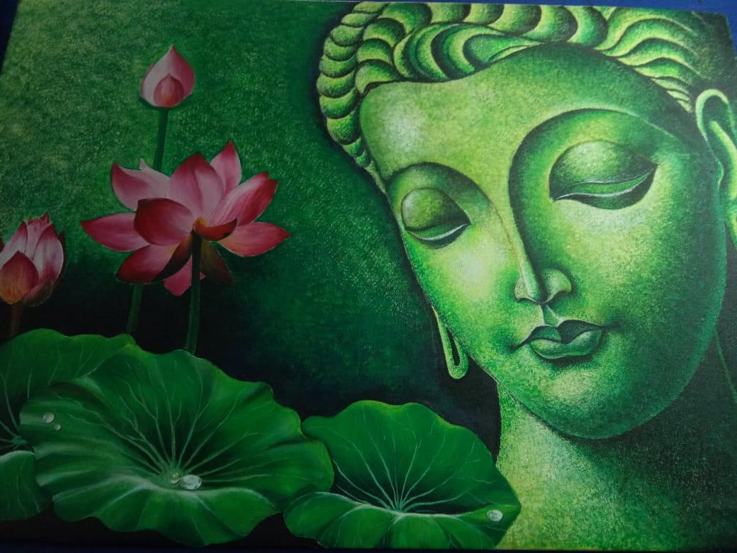 Jain-painting