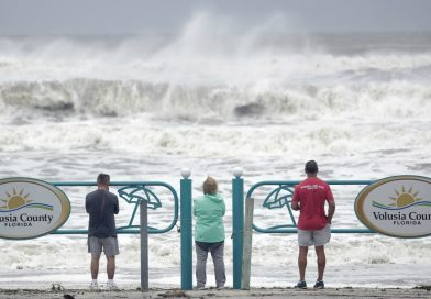 Hurricane Dorian plagued Florida and is now troubling the Bahamas