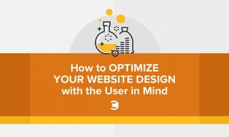 Optimizing website design