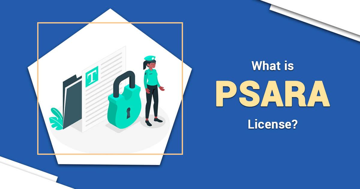 Online PSARA License