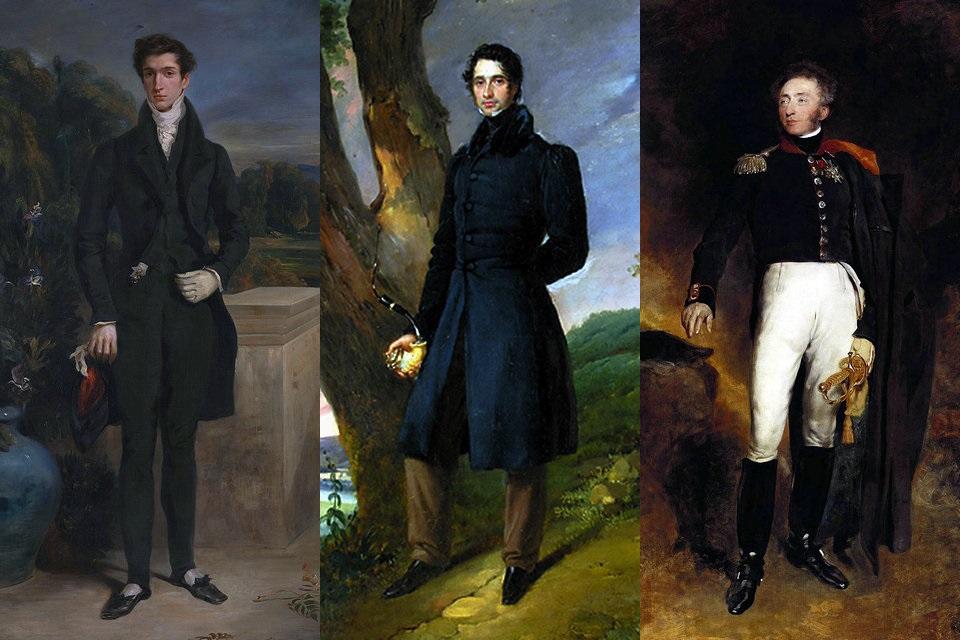1800s Mens Fashion