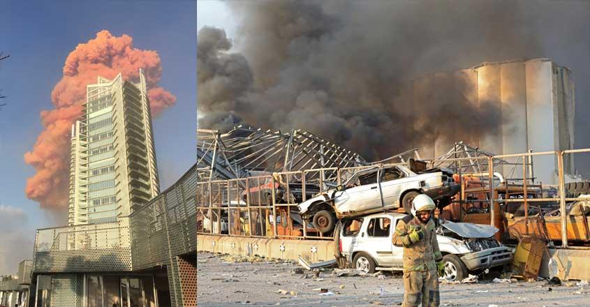 lebanon blast news