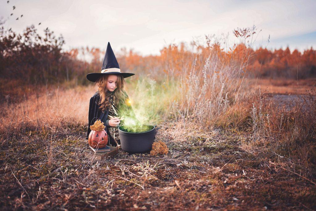 creative idea to celebrate Halloween