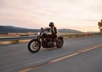 Crotch Rocket Motorcycle