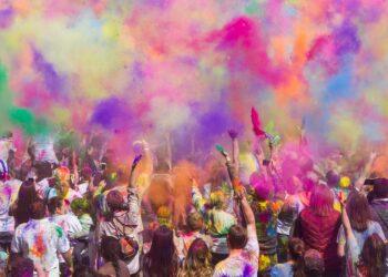 ideas to Celebrate Holi