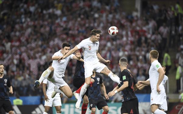 England's defeat to Croatia